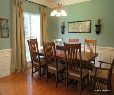Etobicoke Dining Room