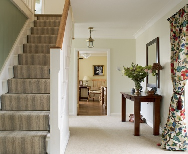 Weston Hallway and Stairs